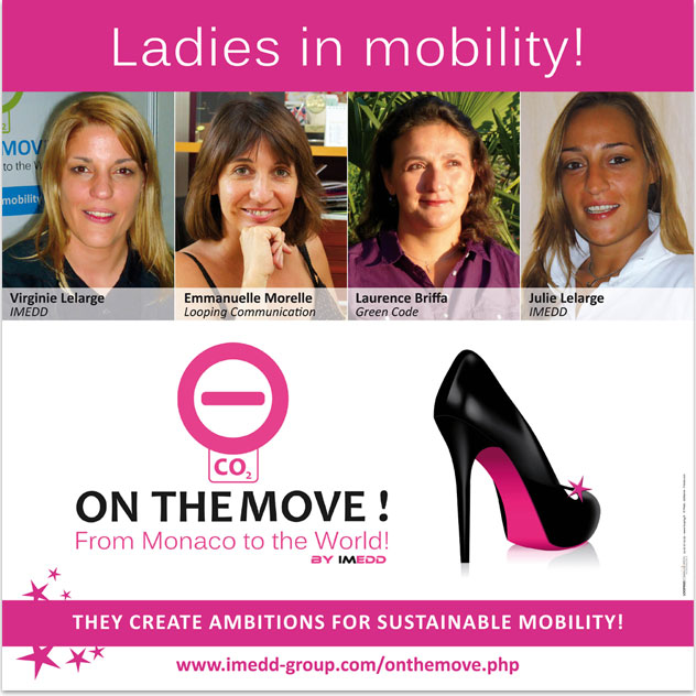Ladies in mobility 2012