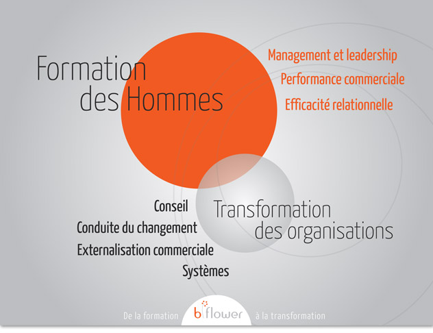 b-flower : de la formation à la transformation