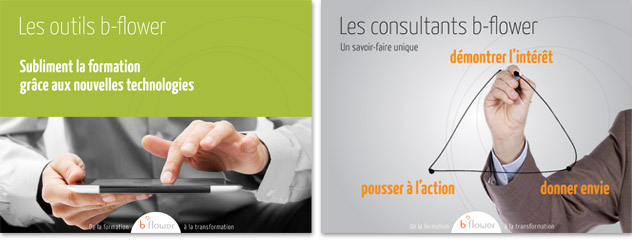 Les outils et les consultants b-flower